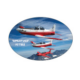 Small Decal-PC-7 MKII 3 Aircrafts