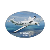 Small Decal-PC-12 NG Ocean View