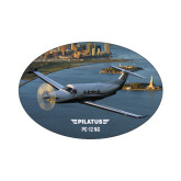 Small Decal-PC-12 NG New York View