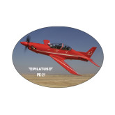 Small Decal-PC-21 Dry Land