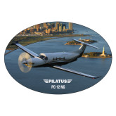 Extra Large Decal-PC-12 NG New York View