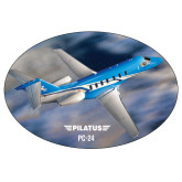 Super Large Decal-PC-24 On Top of Clouds