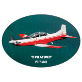 Super Large Decal-PC-7 MKII Over Water