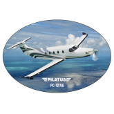 Super Large Decal-PC-12 NG Ocean View