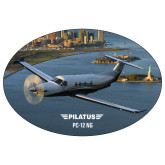 Super Large Decal-PC-12 NG New York View