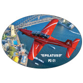 Super Large Decal-PC-21 City Bridge View