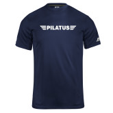 Russell Core Performance Navy Tee-