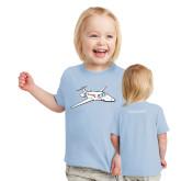 Toddler Light Blue T Shirt-PC-24