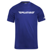 Russell Core Performance Royal Tee-