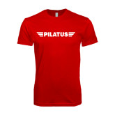 SoftStyle Red T Shirt-