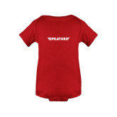 Red Infant Onesie-