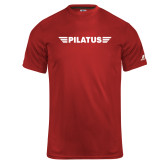 Russell Core Performance Red Tee-