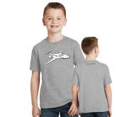 Youth Grey T-Shirt-PC-24