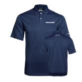 Nike Dri Fit Navy Pebble Texture Sport Shirt-Pilatus
