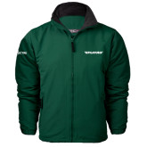 Dark Green Survivor Jacket-Pilatus