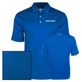 Nike Dri Fit Royal Pebble Texture Sport Shirt-Pilatus