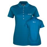 Ladies Callaway Opti Vent Sapphire Blue Polo-Pilatus