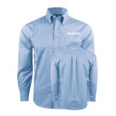 Red House Light Blue Plaid Long Sleeve Shirt-Pilatus