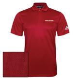 Adidas Climalite Red Grind Polo-Pilatus
