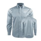 Red House Lt Blue Long Sleeve Shirt-Pilatus