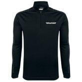 Nike Golf Dri Fit 1/2 Zip Black/Grey Pullover-Pilatus