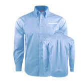 Red House Light Blue Dobby Long Sleeve Shirt-Pilatus