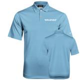 Nike Dri Fit Light Blue Pebble Texture Sport Shirt-Pilatus