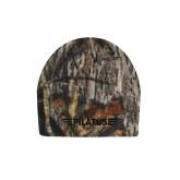Mossy Oak Camo Fleece Beanie-