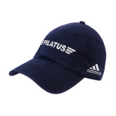 Adidas Navy Slouch Unstructured Low Profile Hat-