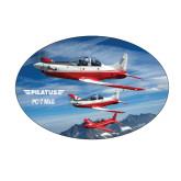 Medium Magnet-PC-7 MKII 3 Aircrafts
