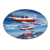 Large Magnet-PC-7 MKII 3 Aircrafts