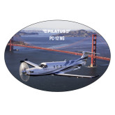 Extra Large Magnet-PC-12 NG Bridge View