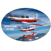 Super Large Magnet-PC-7 MKII 3 Aircrafts