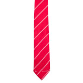 Traditional Silk Tie-Red