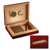 Rosewood Humidor-Engraved