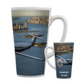 Full Color Latte Mug 17oz-PC-12 NG New York View