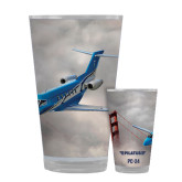 Full Color Glass 17oz-PC-24 Clouded Bridge