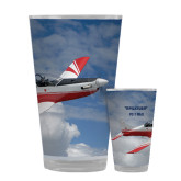 Full Color Glass 17oz-PC-7 MKII Over Clouds