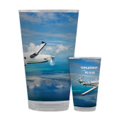 Full Color Glass 17oz-PC-12 NG Ocean View