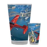 Full Color Glass 17oz-PC-21 City Bridge View