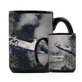 Full Color Black Mug 15oz-PC-12 NG 1000