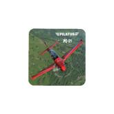 Hardboard Coaster w/Cork Backing-PC-21 Green Terrain