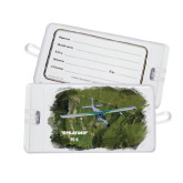 Luggage Tag-PC-6 Over Green Terrain