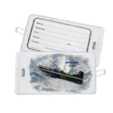 Luggage Tag-PC-9 M Over Mtn Terrain