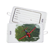 Luggage Tag-PC-21 Green Terrain