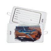 Luggage Tag-PC-24 Rough Block Mtns