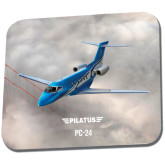 Full Color Mousepad-PC-24 Clouded Bridge