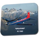 Full Color Mousepad-PC-7 MKII Rocky Terrain