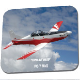 Full Color Mousepad-PC-7 MKII Over Clouds