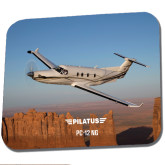 Full Color Mousepad-PC-12 NG Over Block Mtns